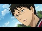 Kuroko no Basuke TV-2 / Баскетбол Куроко 2 сезон 8 серия [JAM & Nika Lenina]